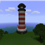 Minecraft Lighthouse